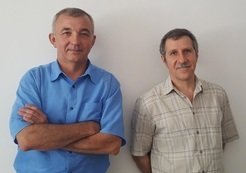 MPA scientists Marat Gilfanov and Eugene Churazov