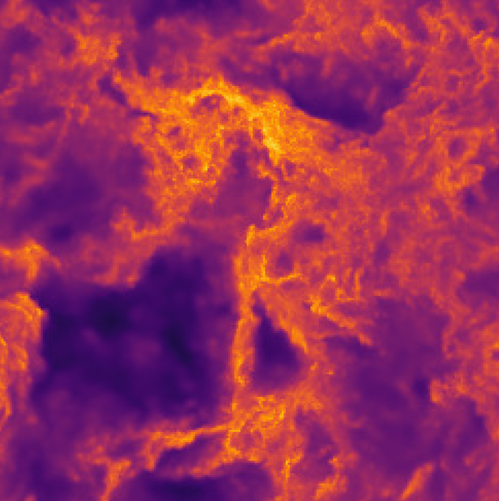A team of researchers from the Max Planck Institute for Astrophysics, the University Observatory Munich, and collaborators have investigated the effect of heat conduction on the evolution of supernova blast waves and the structure of the supernova-driven interstellar medium (ISM). They find that thermal conduction has a strong impact on the volume filling fractions of cold, warm and hot gas. Thermal conduction also plays an important role for an accurate description of the hot ISM phase structure and the chemical composition of the cold phase of the turbulent ISM.